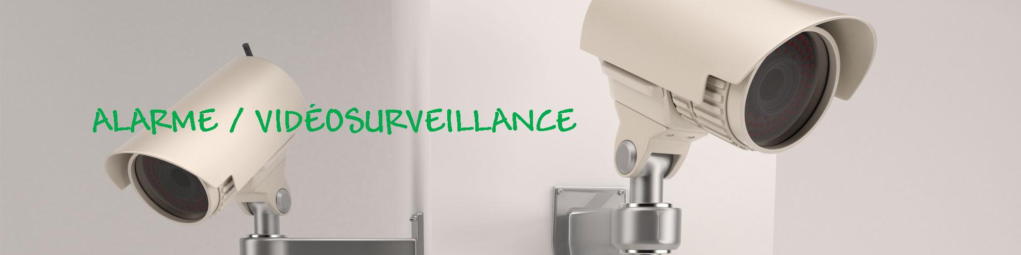 Dep'Elec à sainte Colombe sur seine, spécialisée en Electricité générale installation dépannage région Châtillon-sur-Seine, propose une prestation de pose d'alarme et vidéo surveillance