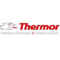 logo thermor, Partenaires DEPELEC éléctricité générale à Sainte-Colombe-sur-Seine